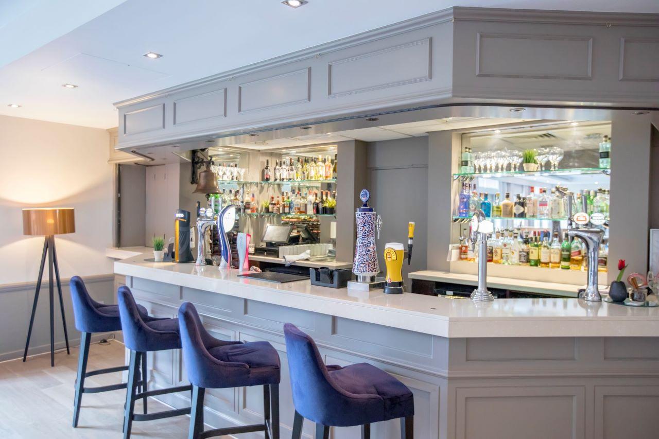 Denham Grove Bar Area