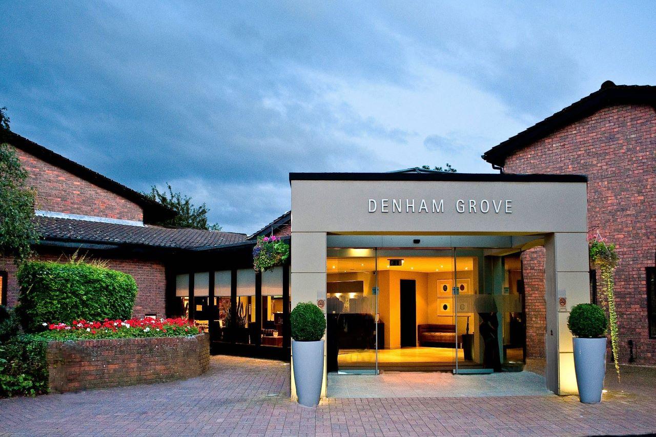 Denham Grove Hotel Main Entrance